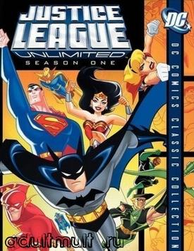 Лига справедливости justice league